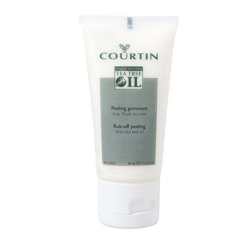 Courtin Rub-off peeling