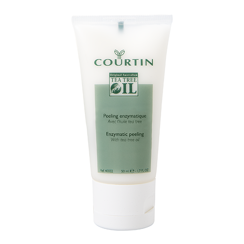 Courtin Enzymatic peeling