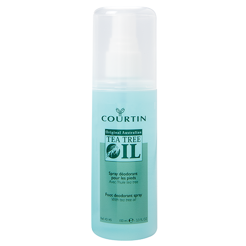 40145 Courtin Foot deodorant spray